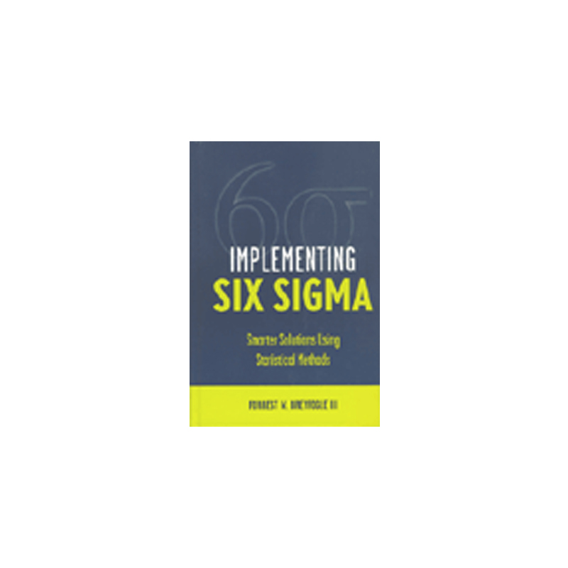 implementing six sigma second edition